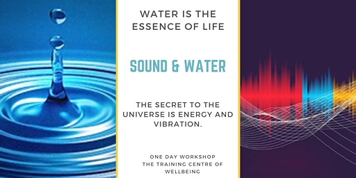 Sound and Water 1 Day event