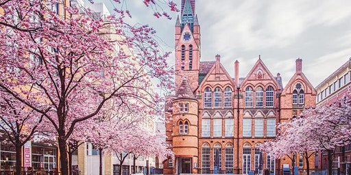 Cityscape meet up | Exploring Belfast with Verity Milligan