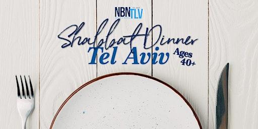 Shabbat Dinner 40+