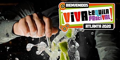 VIVA Tequila Festival - Atlanta 2021 tickets