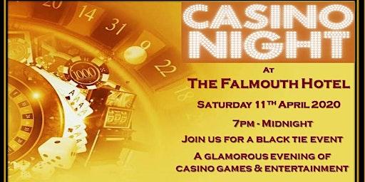 RCHT Charity Casino Night