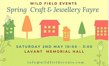 Spring Craft & Jewellery Fayre tickets