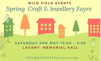 Spring Craft & Jewellery Fayre