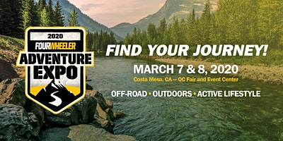 Four Wheeler Adventure Expo 2020