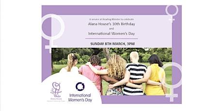 Alana House International Women's Day Celebration Service tickets