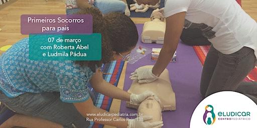 Curso de Primeiros Socorros para Pais e Cuidadores