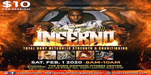 INFERNO: Total Body Metabolic Strength & Conditioning