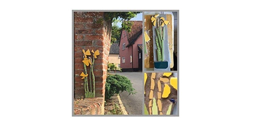 Mosaic Daffodils