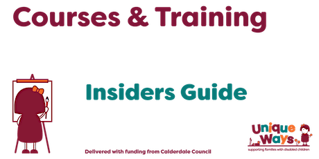 Insiders Guide: Challenging Behaviour - 11/01/21 - 15/02/21 tickets