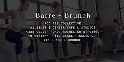 Barre + Brunch