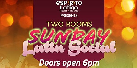 Sunday Latin Social tickets
