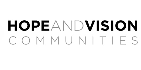 Hope and Vision Communities  - fundraising and information evening tickets