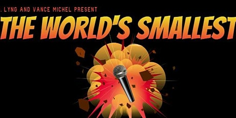 World's Smallest Open Mic tickets