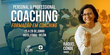 Formação em Coaching | SBCoaching ingressos