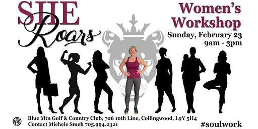 She Roars Women's Workshop