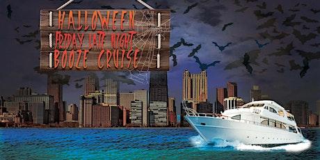 Halloween Friday Late Night Booze Cruise on Navy Pier Spirit tickets
