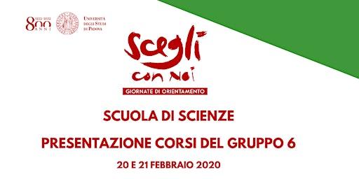 SCEGLI CON NOI - SCIENZE - Gruppo 6