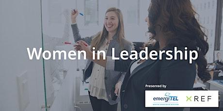 Women in Leadership: Breaking the Barriers tickets