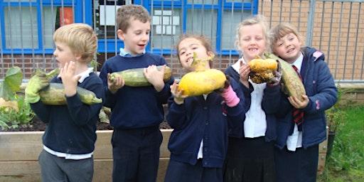 School Garden Club leaders - West Lancs training