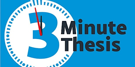 3 Minute Thesis Final 2020 tickets