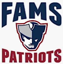 FAMS Drama Club logo