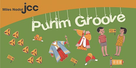 Purim Groove 5780 tickets