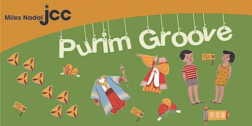 Purim Groove 5780