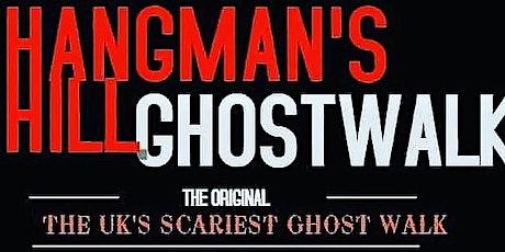 The Original Hangman's Hill Ghost Walk tickets
