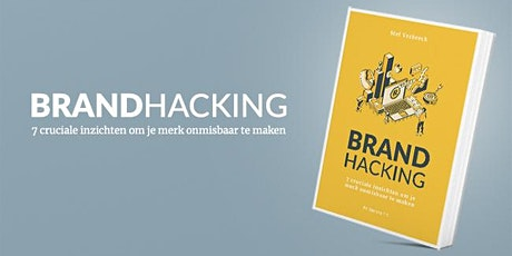 Brandhacking boeklancering tickets