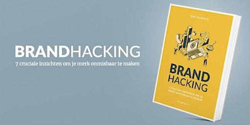 Brandhacking boeklancering