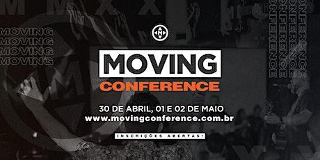 MOVING Conference - 30 de Abril, 01 e 02 de Maio bilhetes