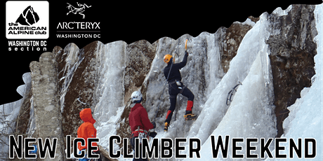 New Ice Climber Weekend tickets