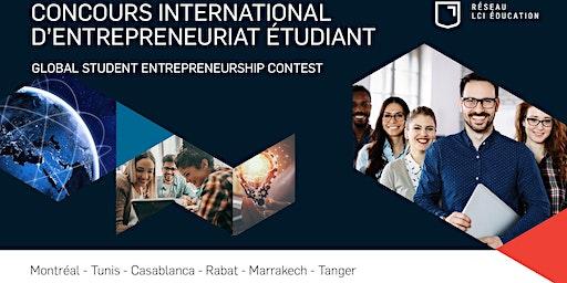 Finale régionale du concours international d'entrepreneuriat étudiant
