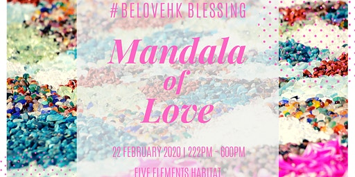#beloveHK: Mandala of Love, a community co-creation