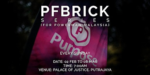 PFBRICK Series (For Powerman Malaysia)