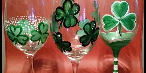 Wine Glass Paint & Sip @ Penelope Fox Art Studio