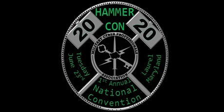 HammerCon 2020: 1st Annual National Convention of the MCPA tickets