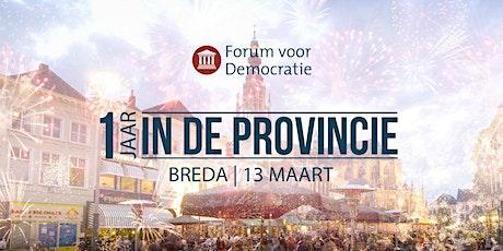 1 Jaar Noord Brabant tickets