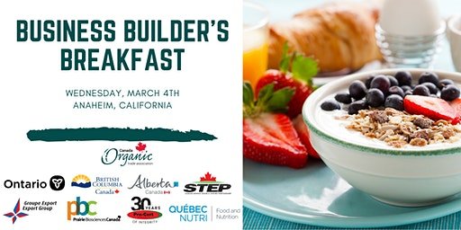 9th Annual Business Builders Breakfast