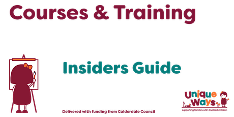 Insiders Guide: ADHD - 22/4/20 - 21/05/20 tickets