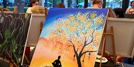 The Meditation Tree  Brush Party – Oxford tickets