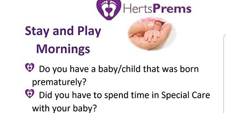 HertsPrems Stay and Play tickets