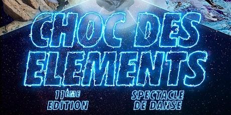 """KFM Showcase """"Choc des éléments"""" 11ème édition tickets"""