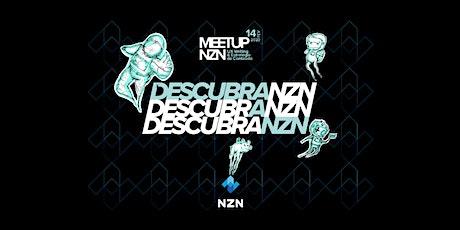 MeetUp NZN - UX Writing & Estratégia de Conteúdo ingressos