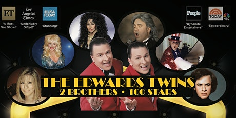 The Edward Twins From Las Vegas tickets