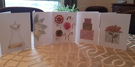 DIY CARDMAKING WORKSHOP: April 18, 10AM, 1PM, 3:30PM tickets