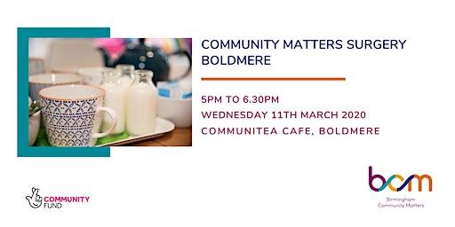 Boldmere Community Matters Surgery - BCM
