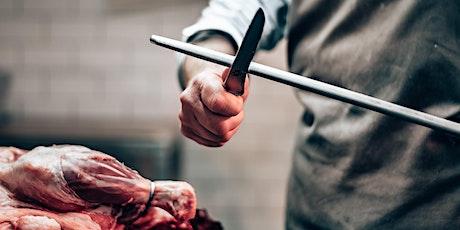 Butchery Skills Masterclass - Lamb tickets