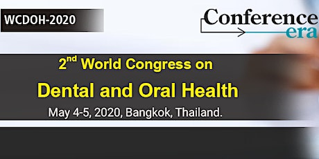 2nd World Congress on  Dental and Oral Health tickets
