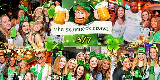 Pittsburgh Shamrock Crawl 2020 (10+ Bars)